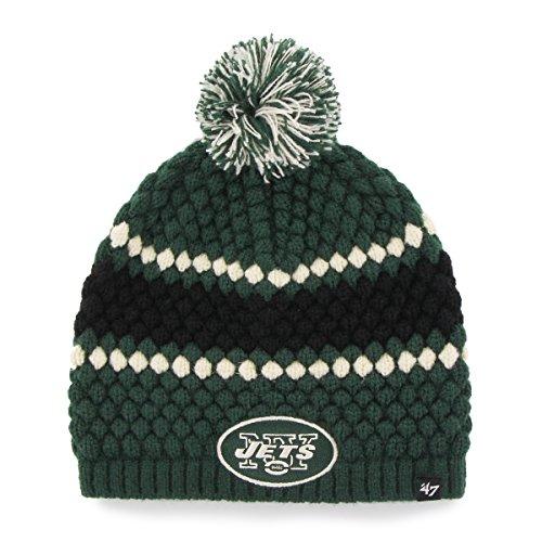 55210cba39909 New York Jets Team Trapper Hat – Football Theme Hats