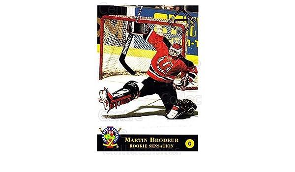 Amazon Com Ci Martin Brodeur Hockey Card 1994 Classic Pro