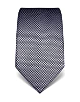 Vincenzo Boretti Men's Silk Tie - houndstooth - many colors available