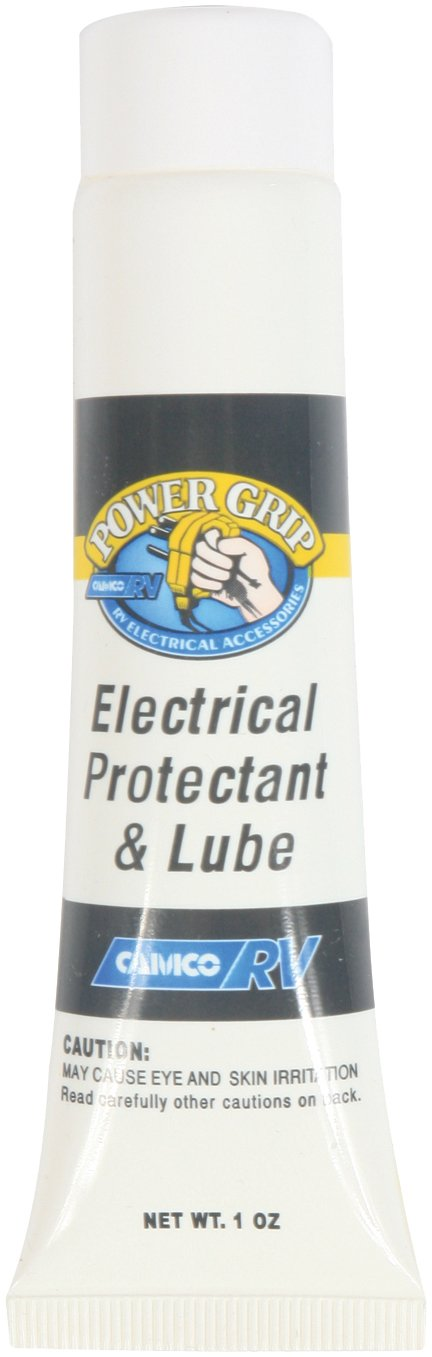 CAMCO ® 55013 PowerGrip Electrical Protectant and Lube - 1 oz (6) CAMCO ®