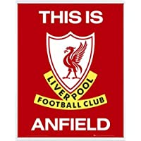 1art1 Fútbol - Liverpool F.C, This Is Anfield