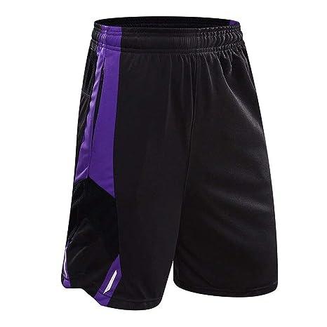 1Bests Hombres Baloncesto Deporte Impresión Cintura Elástica ...