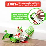 CHUCHIK Pull Back Cars Pack of 3 – Birthday Toy