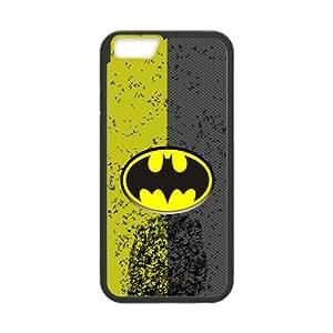 "Fayruz - iPhone 6 Rubber Cases, Batman Hard Phone Cover for iPhone 6 4.7"" F-i5G278"