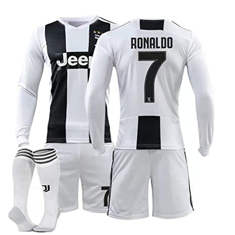 super popular 7c52c 98862 Amazon.com : ZZXYSY Cristiano Ronaldo #7 Juventus Kids ...