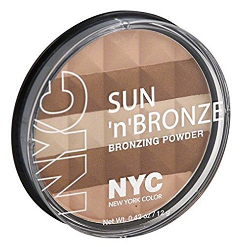 N Y C Bronzing Powder Hamptons Radiance product image