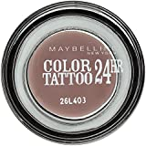 Gemey-Maybelline - Color Tattoo - Sombra de Ojos Beige - 40 Taupe Permanente