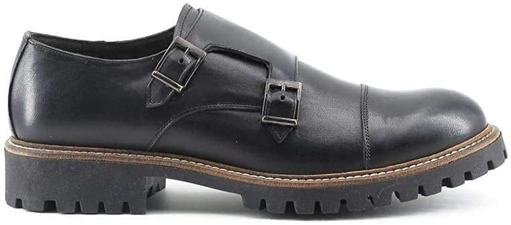 Made In Italia Shoes - Zapatos Monkstrap Hombre