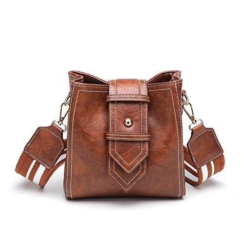Aoligei Simples femmes de petit côté paquet  sac version coréenne handbag centaines seule épaule besace A