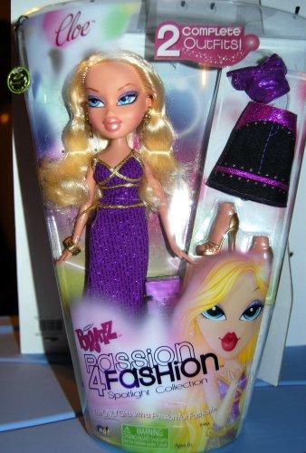 Bratz MGA Passion 4 Fashion Spotlight Cloe ()