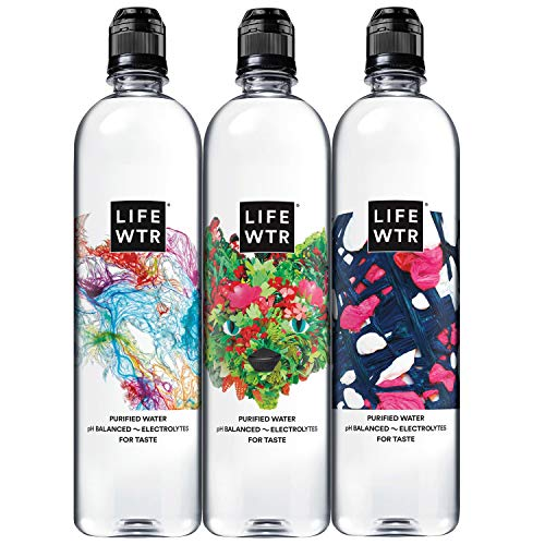 LIFEWTR Premium Purified Water