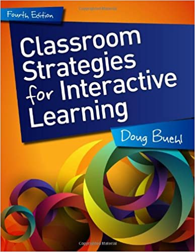 teacher classroom strategies for interactive learning