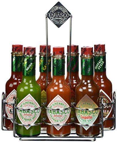 tabasco-chrome-caddy-with-7-family-flavors
