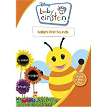 Baby Einstein Baby's First Sounds: Discoveries for Little Ears