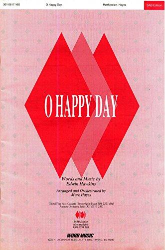 (O Happy Day SAB edition)