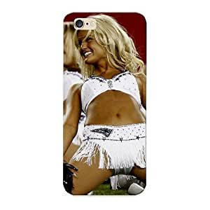 Case For Iphone 6 Plus Tpu Phone Case Cover(nfl Cheerleaders) For Thanksgiving Day's Gift