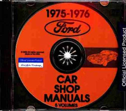 1975 1976 MERCURY & LINCOLN REPAIR SHOP & SERVICE MANUAL CD INCLUDES: Lincoln Continental & Mark IV; and 1975-1976 Mercury Comet, Meteor (Rideau 500 & Montcalm), Cougar XR-7, Bobcat, and Montego (MX & Villager). 75 - Air Villager Mercury