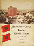 Hurricane Carol Lashes Rhode Island - August 31, 1954