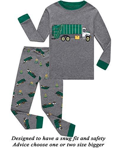 41d536f0fe Little Boys 2 Piece Short Pajamas Elephant 100% Cotton Toddler Pjs Summer  Kids Clothes. Tap to expand