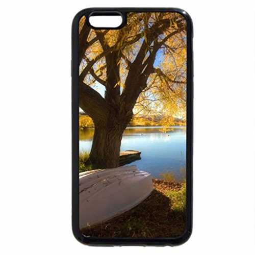 iPhone 6S / iPhone 6 Case (Black) Stillness Secenery
