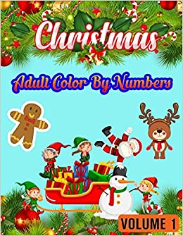 FREE Printable Christmas Color by Number Pages - Merry Games | Christmas  color by number, Christmas coloring pages, Christmas coloring sheets | 335x260