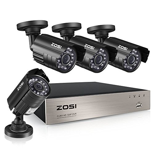tvi security system dvr recorder