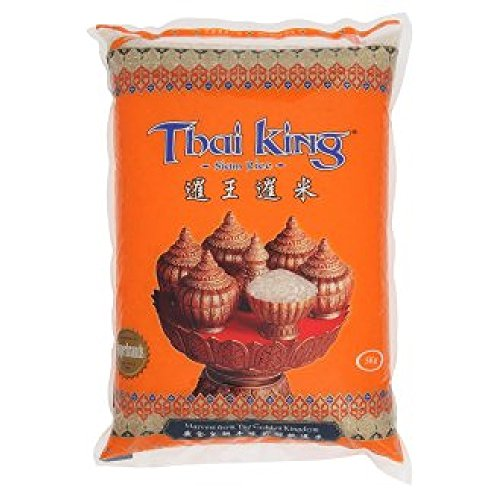 Thai King Siam Rice 5kg (628MART) by Thai