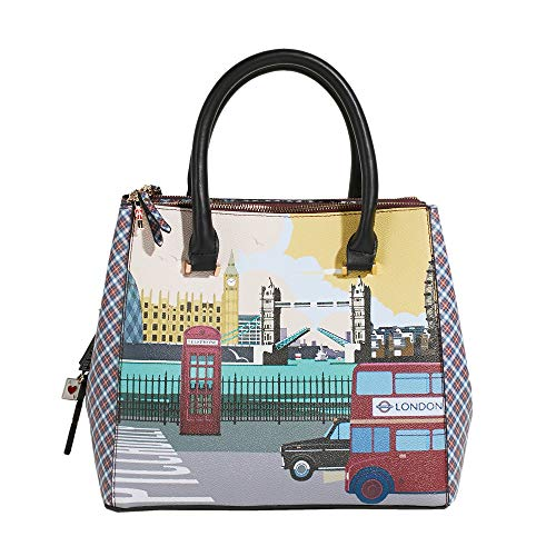 Parfois - Shopper London To Paris - Donne Rosso