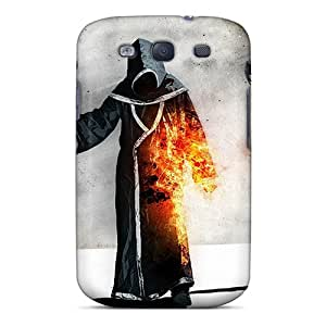 Premium Protection Grim Reaper Case Cover For Galaxy S3- Retail Packaging