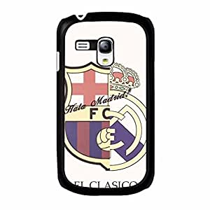 New Style FC Barcelona Phone Case Cover For Samsung Galaxy S3 mini Barcelona Luxury Pattern