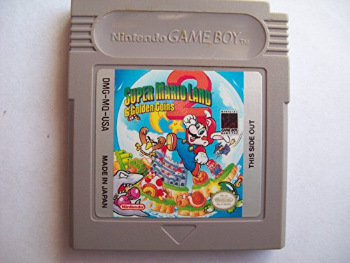 Super Mario Land 2: 6 Golden Coins (Gameboy) - Super Mario Land 1