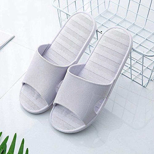 for de Chaussures bain plage pour de de Femme antidérapant de 6 5 women de NACOLA 5 l'été Sandales Chaussons 1 Chaussons us6 douche l'eau salle qOB8pwvPw