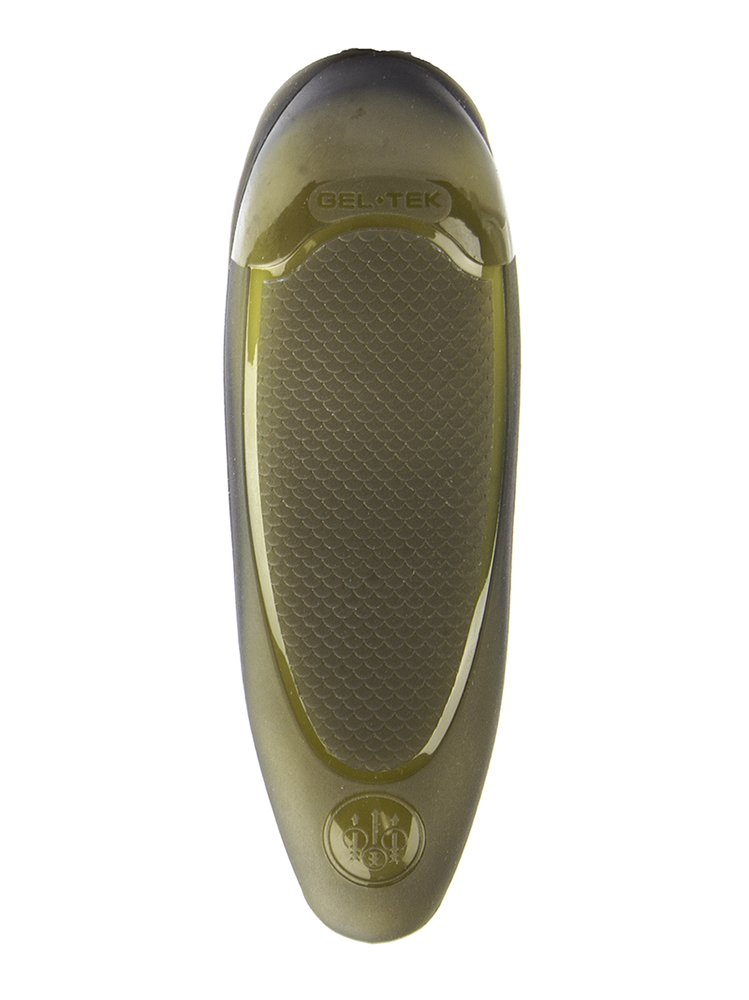 Beretta Gel Tek Competition Butt Pad (Yellow - Scaled) by Beretta