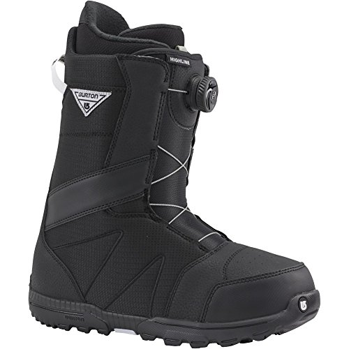 Burton Highline Boa Snowboard Boot 2016 - Men's Black 9.5