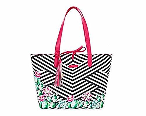 Pash Bag , Damen Tote-Tasche Mehrfarbig mehrfarbig Einheitsgröße