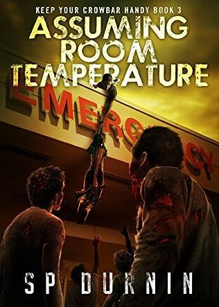 book cover of Assuming Room Temperature