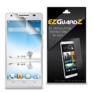 (5-Pack) EZGuardZ Screen Protector for Huawei Honor 3 (Ultra Clear)