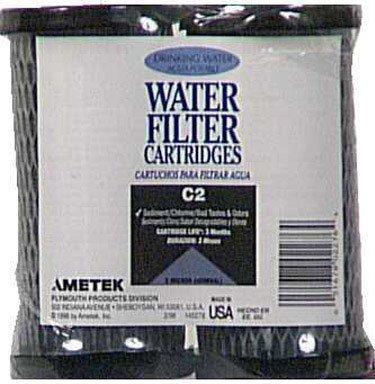 UPC 051678022726, Pair2: Compact Taste/odor/sediment Cartridge (c2)