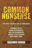 Common Nonsense, Kabembo Chinku, 1479708410