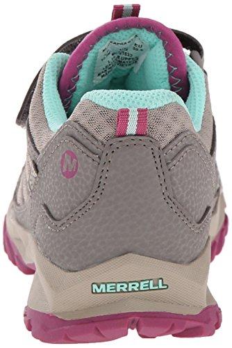 Merrell MY54839, Zapatillas de Senderismo Niñas Multicolor (Multicolor/Taupe/Berry)