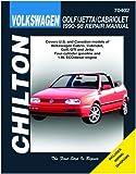 Chilton Volkswagen Golf/Jetta/Cabriolet 1990-1998 Repair Manual (70402)