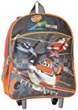 Disney Little Boys' Planes 12-Inch Mini Rolling Backpack