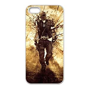 Army Of Two The Devil's Cartel iPhone 4 4s Cell Phone Case White PSOC6002625709300