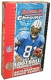 2007 Bowman Chrome NFL Football Cards HOBBY Box (18 Packs/Box)