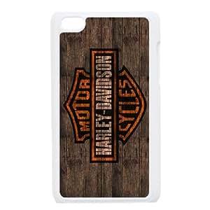iPod Touch 4 Case White Harley Davidson YR128104