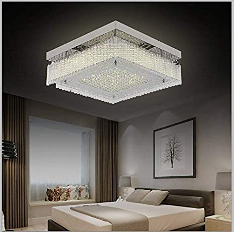 Chandeliers Ceiling Lights & Fans Modern Luxury Art Led Luster Crystal Chandeliers Bedroom Lamp Dining Room Acrylic Chandelier Lighting Fixture Attractive Designs;