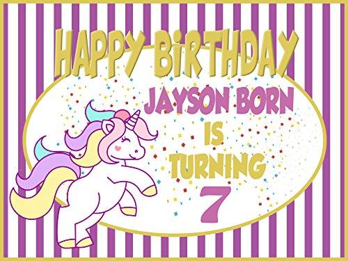 stripe-colorful-rainbow-magic-unicorn-pony-birthday-poster-for-kids-size-24x36-48x24-48x36-personali