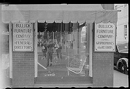 Amazoncom Photo Bullock Furniture Store Funeral Directors Rocky