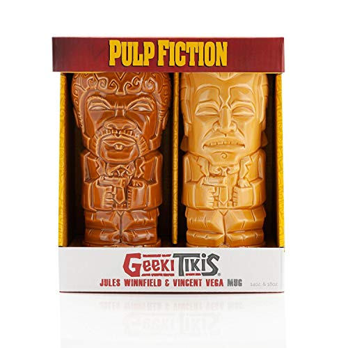 51NbJqliXgL - Pulp Fiction Tiki Mugs