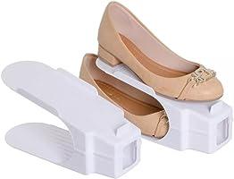 Organizador Rack Sapato 10 unidades Branco